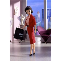 Barbie 1960s Busy Gal Re-Release Gold Label Doll  MTFXF26