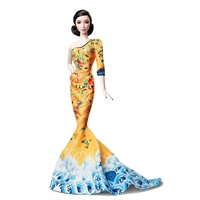 Fan Bingbing Barbie Doll Celebrity Gold Label Collection