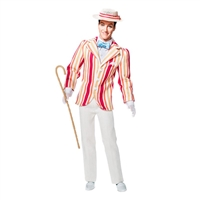 Mary Poppins Bert Doll Ken Celebrity Pink Label Collection