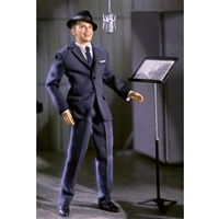 Frank Sinatra—The Recording Years Ken Doll Pink Label Celebrity Collection