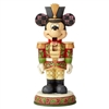 Disney Traditions Mickey Mouse Nutcracker Stalwart Soldier Statue by Jim Shore