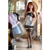 Silkstone Barbie Lingerie Redhead Fashion Model Collection 56948