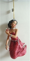 December Diamonds Taylor Mermaid statue figurine December Diamonds
