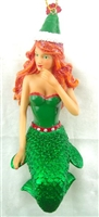 Ginger Snap Mermaid December Diamonds Statue Figure Ornament