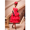 Silkstone Barbie Little Red Dress Fashion Model Collection CGT26