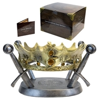 Game of Thrones The Royal Crown of King Robert Baratheon Prop Replica
