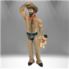 December Diamonds Poke Cowboy Bear Gay Men Collectible