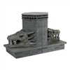 Game of Thrones Dragonstone Gate Dragon Bookends Statue