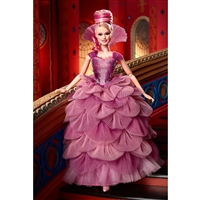Disney The Nutcracker Sugar Plum Fairy Barbie Doll