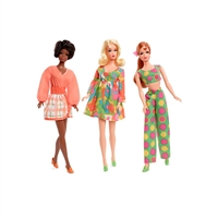 Barbie, Stacey and Christie Mod Set Reproduction