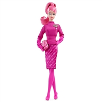 Silkstone Barbie Proudly Pink 60th Anniversary Doll Gold Label  FXD50