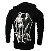 Vampira Love Hate Hoody