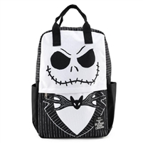Loungefly Disney Jack Skellington Cosplay Square Nylon Backpack Free Priority mail shipping in the United States at boodee.net  All our Disney Loungefly backpacks and mini backpacks are free shipping.  So be sure to get your loungefly disney backpacks.