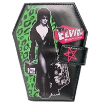 Elvira Coffin Wallet Leo Luggage