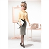 Silkstone Barbie Doll The Secretary Fashion Model Collection L7322