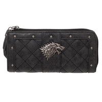 Game of Thrones Stark L-Zip Wallet