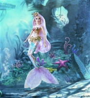 Barbie SIGNATURE Mythical Muse Mermaid Enchantress