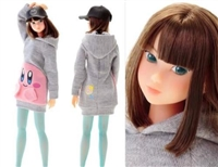 Sekiguchi momoko DOLL Kirby Hoodie Set Doll in box - NO SHOES