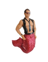 NYC Merman December Diamond Collectible Ornament