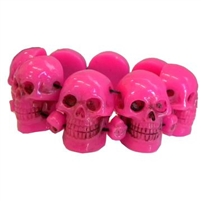 Pink Skull Collection Bracelet