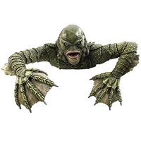 Universal Monsters Creature from the Black Lagoon Grave Walker Statue