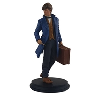 Fantastic Beasts Newt Scamander Statue - Previews Exclusive