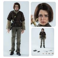 Game of Thrones Arya Stark 1:6 Scale Action Figure