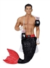 TKO Merman December Diamond Collectible Figurine Statue