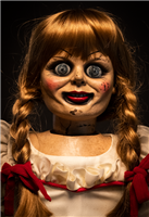 The Conjurning Annabelle Trick or Treat Studios Halloween Doll Prop