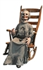 Halloween Mother Lifelike Animated Halloween Doll Prop Trick or Treat