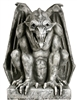 Gargoyle Castle Prop Halloween Trick or Treat Prop