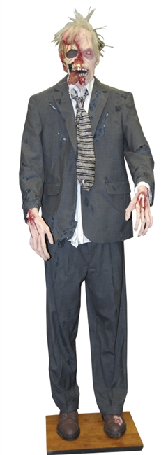 Rotted Randy Lifelike Shaking Halloween Trick or Treat Prop