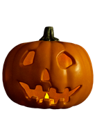 Halloween - Light Up Pumpkin Prop