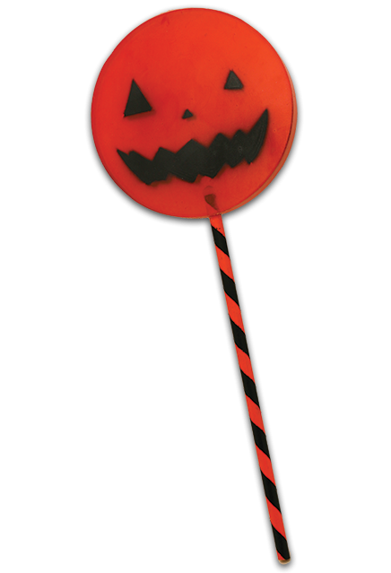 Trick r Treat SAM Unbitten Lollipop Prop