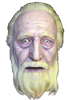 The Walking Dead Hershel Severed Head Prop
