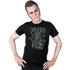 Vampira Smokin Glow Men's T-shirt