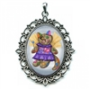 Cameo - Voodoo Empress Fairy Cat Doll