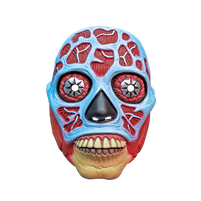 Trick Or Treat Studios They Live - Alien Injection Face Mask at Boodee.net with Free Shipping. The amazing detail put so passionately into this wonderful mask will astound you. It is great for anyone who is a fan of a great scare, horror collectors,