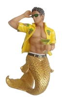 Aloha Merman December Diamond Collectible Figurine Statue