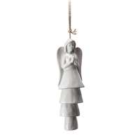 Angel Ceramic Windchime
