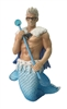 Arctic Freeze Merman December Diamond Collectible Figurine Statue