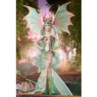 Dragon Empress Mythical Muse Barbie Doll New 2020 Doll