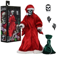 "NECA Misfits Holiday Fiend Christmas Clothed 8"" Action Figure"