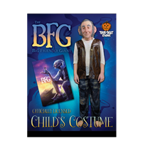 The Big Friendly Giant - The BFG Child/Small Costume