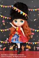 Neo Blythe Shop Limited Doll Zenotchika Japan figure