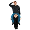 Inflatable Piggyback Kim Jong-Un Halloween Costume One Size Fits All