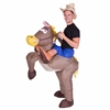 Adults Inflatable Cowboy Halloween Costume