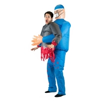 Inflatable Lift You Up Doctor Halloween Costume Trick or Treat  Halloween Costume Trick or Treat
