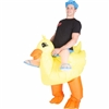 Inflatable Duck  Halloween Costume Trick or Treat