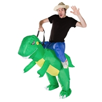 Inflatable Dinosaur  Halloween Costume Trick or Treat